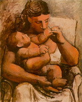 Mother and child (Mother and Child)